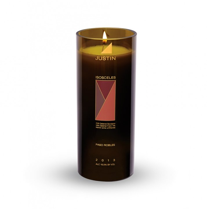 ISOSCELES CANDLE - FRENCH LAVENDER
