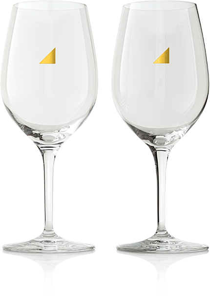 JUSTIN WINE GLASSES