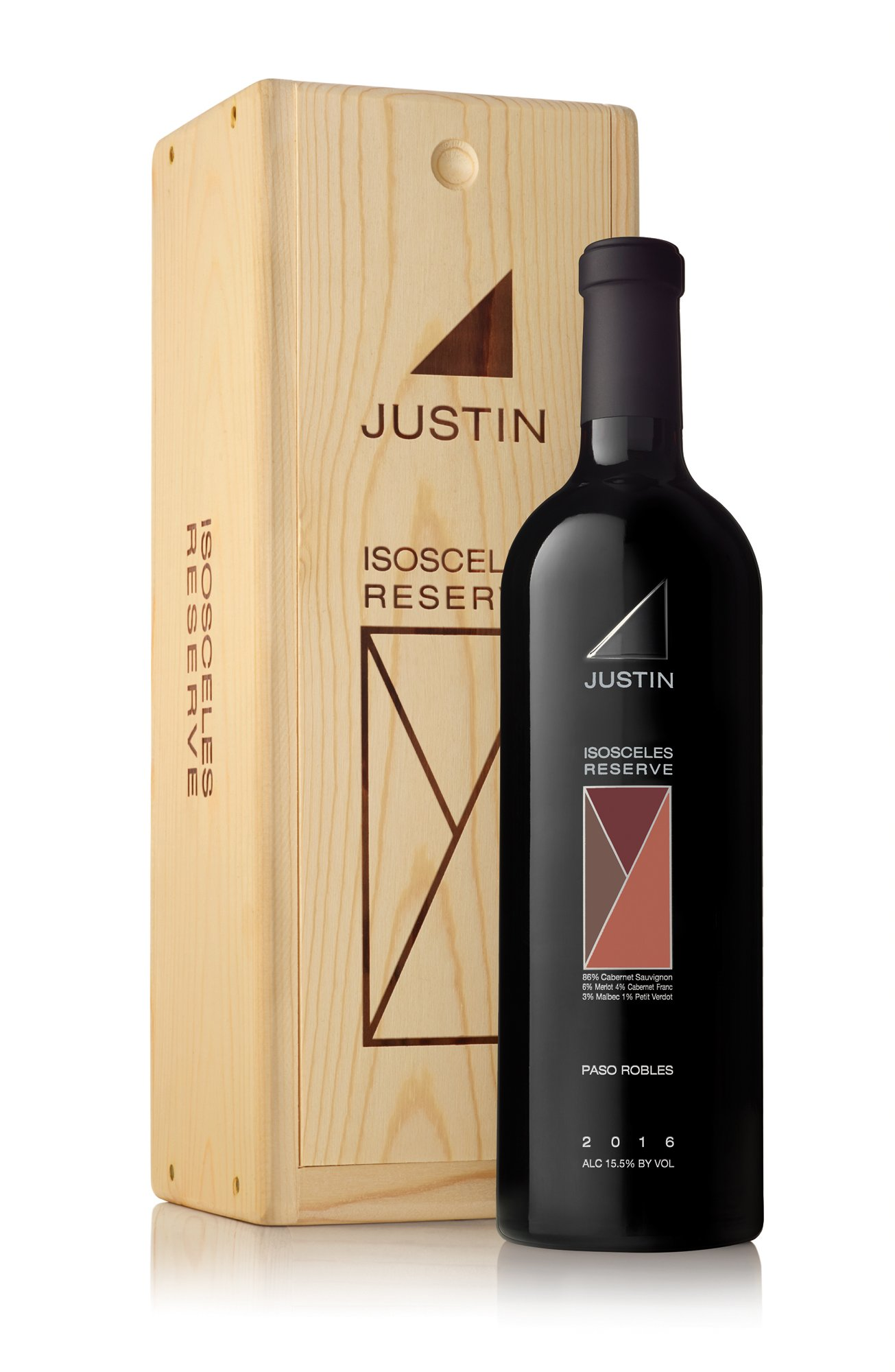 ISOSCELES Reserve in Wooden Box